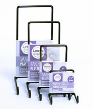 Black Wire Display Stands -Set of 4 : Plate, Photo, Picture: Leeds Display Strut