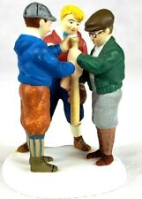 """Dept 56 Christmas In The City """"Choosing Rights"""" #56 58990"""
