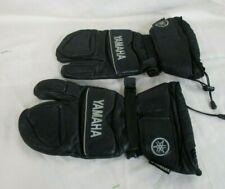 Vintage Yamaha Iceberg Throttle Mitt Snowmobile Gloves XXL Leather (JBC