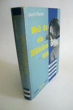 Buch Weil Du ein Mädchen bist Geschichten Facts .. Uschi Flacke K1683