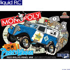 MPC 924M 1/25 1933 Willys Panel Paddy Wagon Monopoly