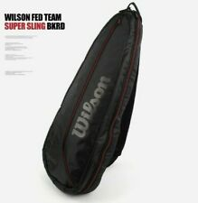 Sale Wilson Roger Federer Bag Team Super WRZ833798 Tennis Racket Carrier