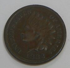 1883 Indian Cent VF Very Fine