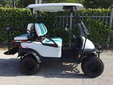 New listing  2014 lifted STREET LEGAL Club car Precedent 4 seat Golf Cart 48v radio title