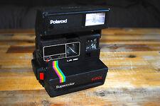 Appareil photo instantané : POLAROID SUPERCOLOR 635 CL (Testé : Fonctionne !)