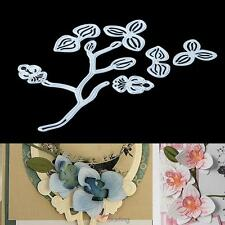 Flowers Sprays Metal Cutting Dies Stencils DIY Scrapbook Embossing Decor Craft