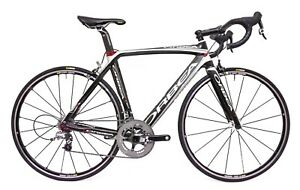 Orbea Orca 2x 10 Speed Carbon Road Bike 51cm SRAM Red Force Mavic R-Sys SL 2011