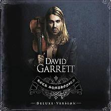 Rock Symphonies (Deluxe Edt.) von Garrett,David | CD | Zustand gut