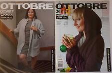 OTTOBRE  Design woman  Herbst/Winter 5/2018  ungelesen, Top Zustand