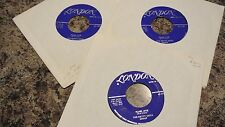 Betty Smith Group LOT OF 3   POPCORN  Hand Jive / Bewitched 45 VG+ London   MG12