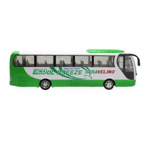 2.4GHz RC Tourist Bus RC Radio Remote Control LED Bus Music & Lights Dynamic Bus