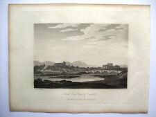 North-east View of Carlisle (published Sept 15th, 1815)