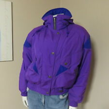 SUN ICE COAT w/HOOD LADIES WOMEN'S JACKET PURPLE SIZE S