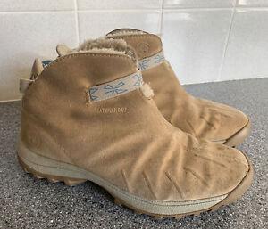 Timberland Waterproof Ladies Boots Size Uk 5 Walking