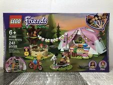 LEGO® Friends 41392 Nature Glamping 241 PCS  NEW + Free Shipping