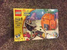 Lego 3834 SpongeBob Squarepants Good Neighbors at Bikini Bottom NEW SEALED box