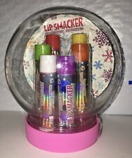 Lip Smacker Gift Set of 6 Best Flavor Forever in Cute Holiday Bubble Pack - NEW