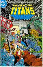 New Teen Titans (Vol. 2) # 10 (USA, 1985)