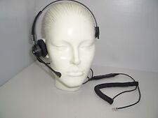 H700-A Headset for SNOM 360 370 720 760 820 870 Avaya 1608 1616 9620 Cisco 7910