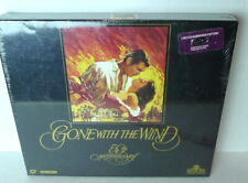 GONE WITH THE WIND 50th anniversary edition two VHS tape set 1989 NIP