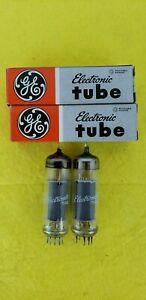 GE Electron Tube 6BQ5 (EL84)
