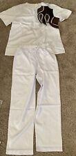 Men's Dashiki Pant Suit African Traditional Ethnic Clothing Pant Set