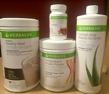 HERBALIFE FORMULA 1 SHAKE MIX PROTEIN-ALOE-TEA Fast Shipping From US