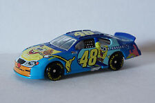 Team Caliber Jimmie Jhnson#48 SpongeBob Squarepants Nascar 1:64