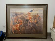 More details for battle of waterloo larger print