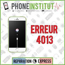 Reparation erreur 4013 itunes iphone 4