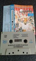 Barclay James Harvest.   Octoboron  import ?  747   11 Songs On  Cassette Album