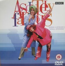 ABSOLUTELY FABULOUS DVD SMALL OPENING JENNIFER SAUNDERS JUNE WHITFIELD