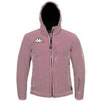 Kappa Unisex 4cento 402 Technical Ski Snowboard Jacket Slim Fit Red Stripe