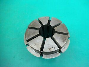 """ENGINEERS CRAWFORD MULTIBORE COLLET T285 E9   1""""- 1-1/8""""   25.40- 28.57MM"""