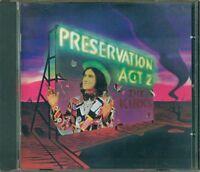 The Kinks - Preservation Act 2 Velvel Edel Cd Perfetto