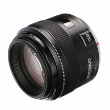 YONGNUO YN 85mm F1.8 Auto Manual Focus Telephoto Prime Lens FR Canon DSLR Camera