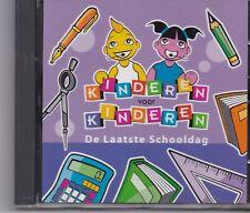 Kinderen Voor Kinderen-De Laatste Schooldag cd maxi single