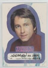 1978 Topps Three's Company Stickers #8 John Ritter as Jack Non-Sports Card 0a1