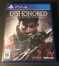 Dishonored [ Death of the Outsider ] (PS4) NEW