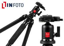 Stativ Kingjoy AK-328 Kugelkopf f Nikon D7200 D7100 D7000 D5500 D5300  Qualität