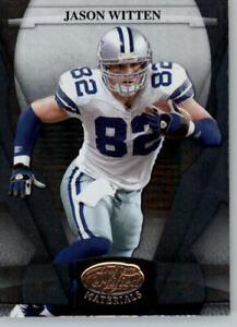2008 Leaf Certified #36 Jason Witten- Dallas Cowboys