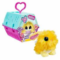 SCRUFF-A-LUVS BABIES RESCUE SOFT PET NEW AND PET CARRIER