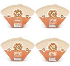 écru marron Remplacement 500 Taille 3//102 filtre à café cônes papier