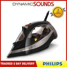 Artista intérprete o ejecutante Plancha de Vapor Philips GC4526/87 azur con 210g supervapor, Negro 2600W