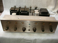 H.H. Scott 222D HH Scott Type StereoMaster 7189 Tube Amplifier 222d