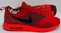 Nike Air Max Tavas Trainers 705149-600 Red/Black UK10/US11/EU45