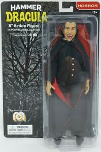 """Dracula Hammer Horror Mego 8"""" Action Figure Horror Series NEW RELEASE"""