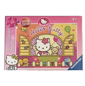 Ravensburger ~ HELLO KITTY ~ Special Edition Jigsaw Puzzle 35 Pc ~ 4+ Yrs ~ BNIB