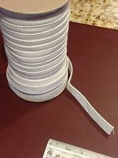 "3/4"" Flat Cotton Wick For Oil Lamps and Lanterns USA 10 Foot Roll"
