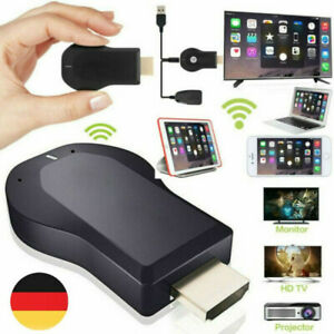 Mini Wireless TV HDMI Dongle WLAN WiFi Display Empfänger Adapter für Android iOS